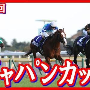 【ジャパンカップ(G1)】(2018TARGET frontier JV活用術予想篇)