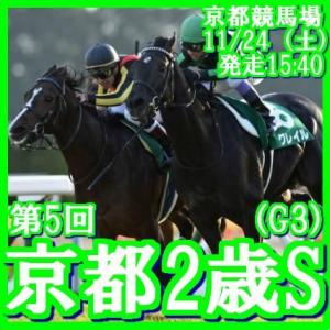 【ラジオNIKKEI杯京都2歳S(G3)】(2018インパクトデータ活用術予想篇)