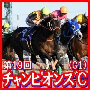 【チャンピオンズC(G1)】(2018日刊馬番コンピ活用術予想篇)