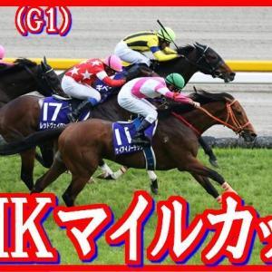 【NHKマイルカップ(G1)】(2019血統データ活用術予想篇)