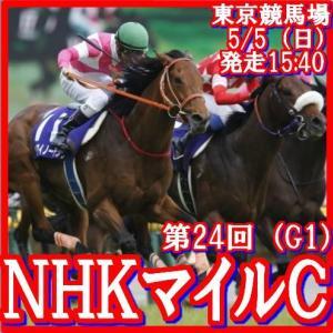 【NHKマイルカップ(G1)】(2019ハイブリッド指数活用術予想篇)