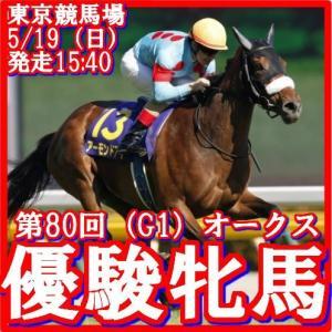 【優駿牝馬~オークス(G1)】(2019ハイブリッド指数活用術予想篇)