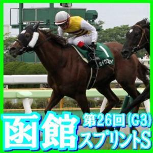 【函館スプリントS(G3)】(2019日刊馬番コンピ活用術予想篇)