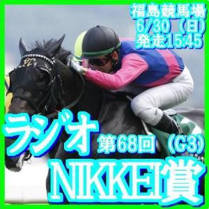【ラジオNIKKEI賞(G3)】(2019ハイブリッド指数活用術予想篇)
