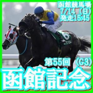 【函館記念(G3)】(2019インパクトデータ活用術予想篇)