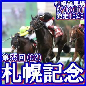 【札幌記念(G2)】(2019ハイブリッド指数活用術予想篇)