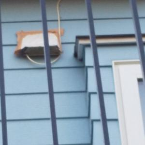 塗装工事  換気フード取替ました 札幌南区石山1条7丁目29  M 邸