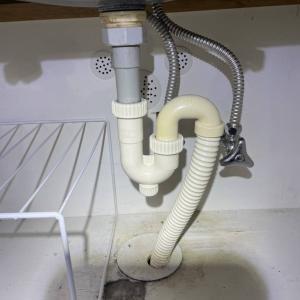 漏水・水道管凍結 札幌市南区川沿18条2丁目1-22