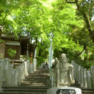 犬山市オジ散歩