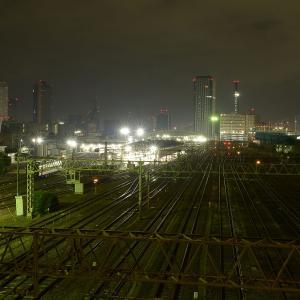 名古屋駅車両基地徘徊