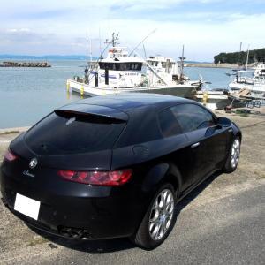 7月11日 海へドライブ