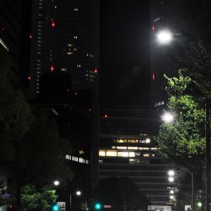 夜な夜なドライブ
