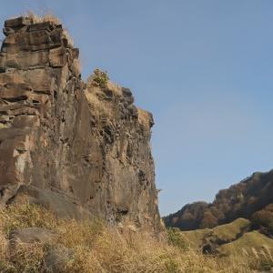 熊本の山旅(2)―阿蘇 珍名の山「らくだ山」