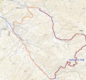 北飛騨の春―大鼠山(おおねずやま:1,585m)