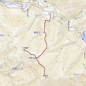 福井県唯一の日本百名山―荒島岳(1,523m)再訪