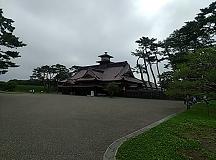亀田八幡宮・トップスポップコーン・李太白散歩