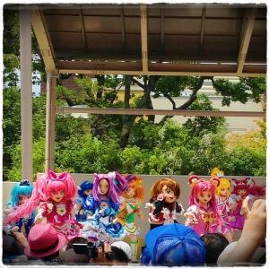 ☆プリキュアオールスターズショー☆