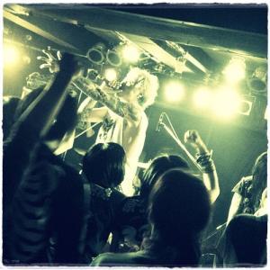 ☆RADIOTSライブ @岡山CRAZY MAMA2☆