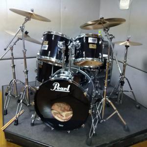 ドラム個人練習1回目