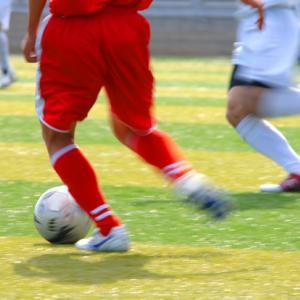 サッカー中学生の日記