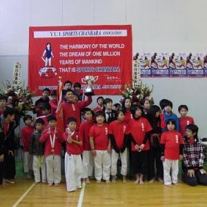 第38回全国少年少女大会 結果