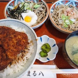 ソースカツ丼と玉子カツ丼( ˘ ³˘)♡今夜のつまみの1品☆オイキムチ