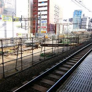 200605 秋葉原駅で上野東京ライン通過するところを撮ってみた