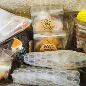 名古屋からおとりよせした焼き菓子
