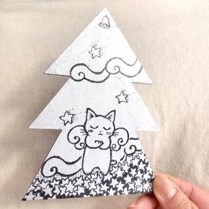恋あたシューとクリスマスカード