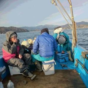 釣り大会in釜石