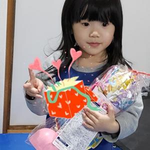 メリークリスマスイブ★Xmasケーキをいただきました(^^♪