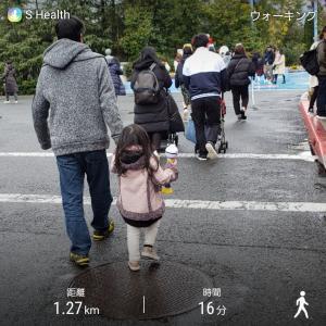 ウォーキングイベント 今日はユニバーサルスタジオジャパン
