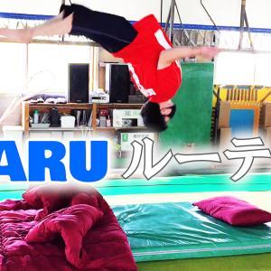 【双子H】スゴすぎる体操選手の2日目のルーティンw!【Mrs. GREEN APPLE - 青と