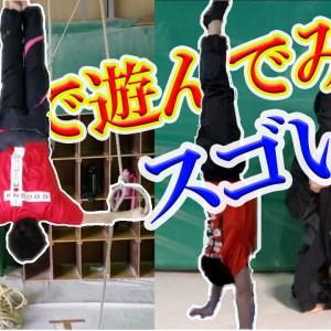 REIちゃんの【凄すぎ】体操選手が倒立で本気で遊んだらヤバすぎた【倒立歩行】