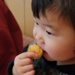 さくら可愛い(﹡ˆ﹀ˆ﹡)♡良く食べるσ(´~`*)ムシャムシャ