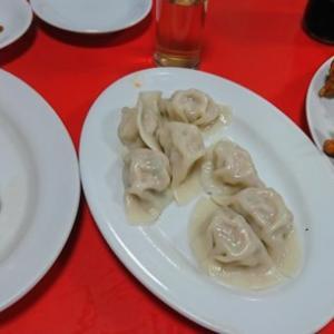 田町の中国家庭料理大連で宴会