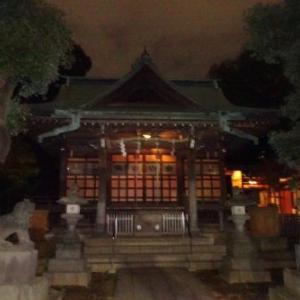 藤圭子の歌碑を訪ねる 西向天神社「新宿の女」、花園神社「圭子の夢は夜ひらく」