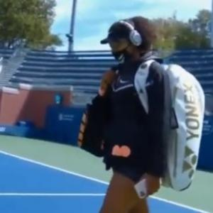 テニスのW&Sオープンのシングルス準々決勝で大坂なおみが勝利、準決勝へ
