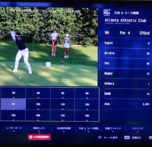 全米女子プロゴルフ選手権 笹生優花と渋野日向子が決勝ラウンドへ