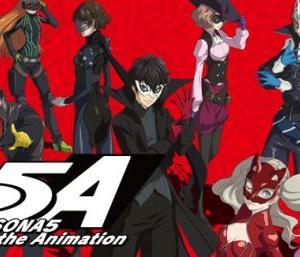 【総評】 PERSONA5 The Animation