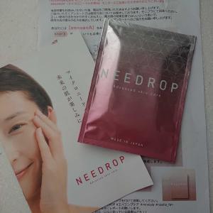 温感作用のあるマイクロニードル NEEDROP
