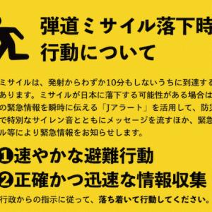 【陰陽仮説】 小さな警告が起きる理由。
