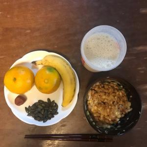肉食〜ビーガンへ ルーティン朝食