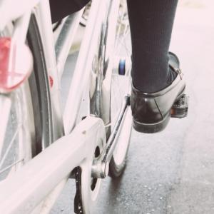 不登校:自転車通学をしていたら…。