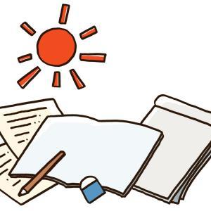 学校が苦手な子の夏休みの宿題