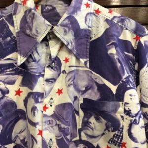 ハリウッドスター総柄シャツなど入荷してます