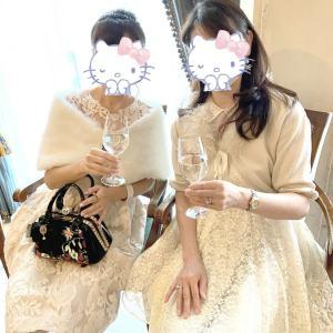☆お友達とドレスコードホワイトで素敵なイベントへ☆