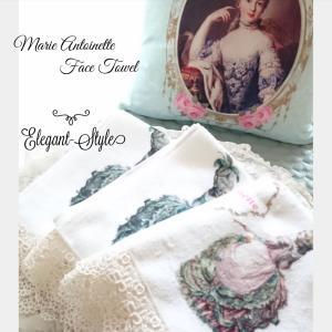 ☆マリーアントワネットタオル&ロココな薔薇刺繍ワンピース☆