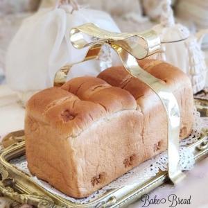 【パン作り】リボンの焼印を入れて