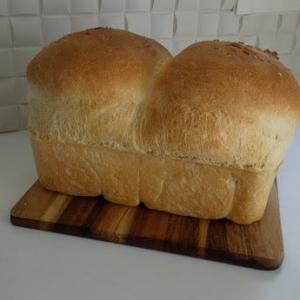 ちょっと失敗食パン